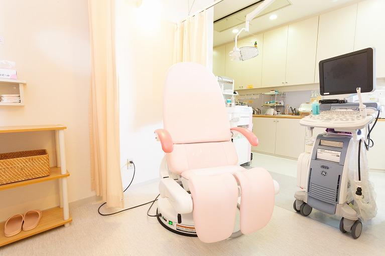 内診室3室